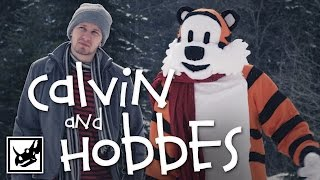 Calvin and Hobbes: The Movie Trailer