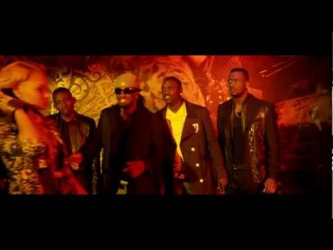 P-Square - Chop My Money Ft. Akon, May D [Official video]