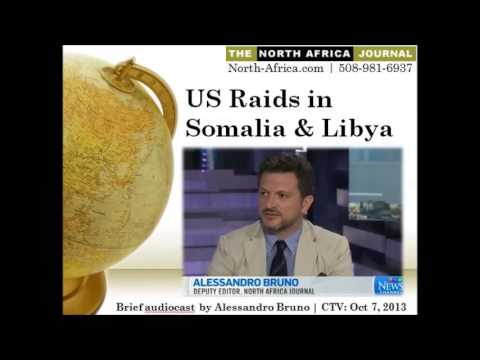 US raids in Somalia and Libya: North Africa Journal TV appearance