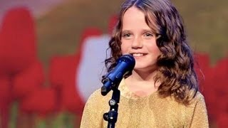 Holland's Got Talent 2013 Amira Willighagen O Mio