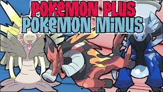 Rumor: Pokémon Plus And Pokémon Minus