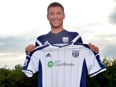 Sebastien Pocognoli - Welcome to West Bromwich Albion 2014