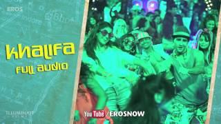 Khalifa Full Audio Song Lekar Hum Deewana Dil