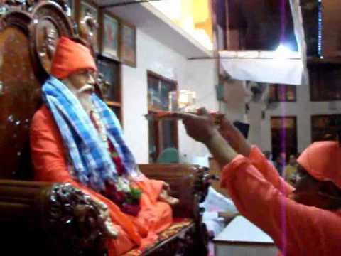 Swami Teoonram Arati:Part1 :::Swami Ashok Prakash Vadodara