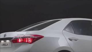 Novo Corolla 2015 Design E Interior Brasil