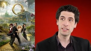 Video Oz The Great And Powerful Movie Review