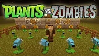 Vegetta777 vegatta 777 plantas vs zombies 2 el minion for Como hacer la casa de plantas vs zombies en minecraft