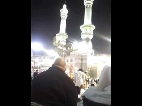 MAKKAH AZAN IN FAJR FEB 17,2014