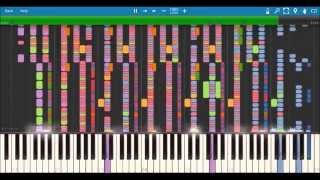 Pachelbel's Canon in D impossible version