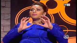 rachid show houda saad | رشيد شو - هدى سعد