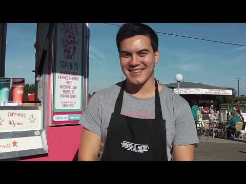 Milkshake Factory: 60 Second Interview with... The Boss! @SkirlyMarket on 29 Sep 13