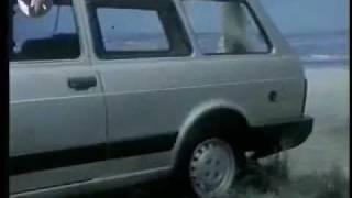 Fiat Panorama 1983: Comercial Antigo (Brasil)