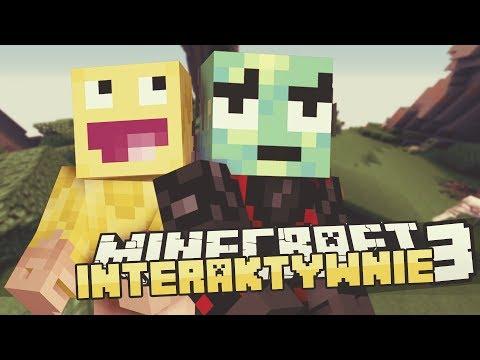 Minecraft Interaktywnie [#3]: RÓŻOWY DOMEK