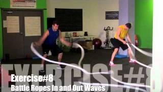 Ćwiczenia z liną
