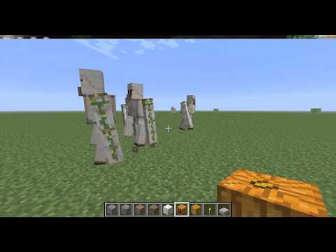 how to find iron in minecraft pe
