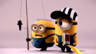 Video En 3d Minions (Gafas 3d Rojo/Azul)
