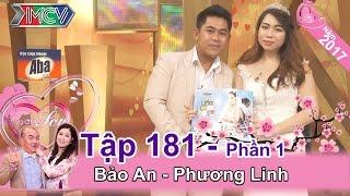 Đôi vợ chồng gây ấn tượng với màn tỏ tình như phim kiếm hiệp | Bảo An - Phương Linh | VCS #181