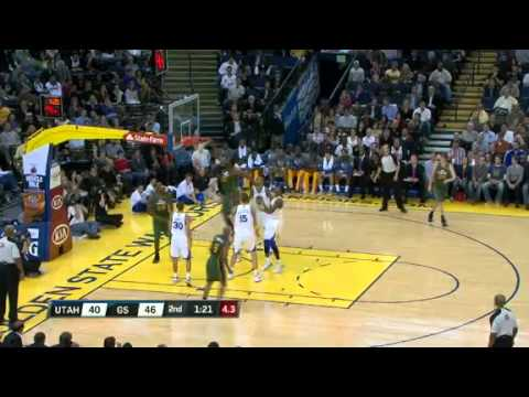 NBA (02/02/2011) - Jamaal Tinsley Assist of the Night