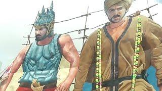 Prabhas-Watches-Baahubali-at-Sudarshan-35MM--Hyderabad