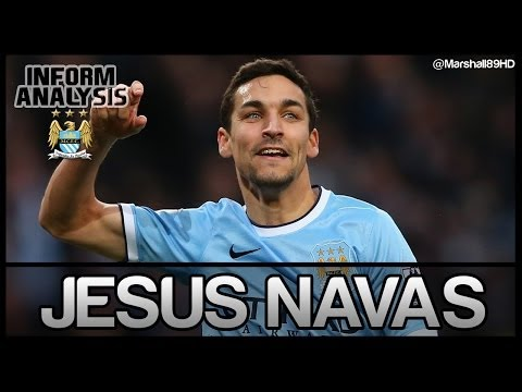 FIFA 14 UT - Inform Analysis - Jesus Navas || IF Player Review || Next Gen ||