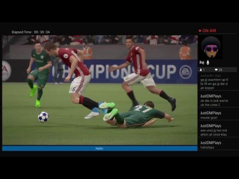 FIFA 17 CAREER MODE!