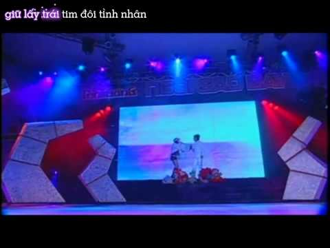 KaraGiac mo mau tim Dan Truong & Ho Quynh Huong