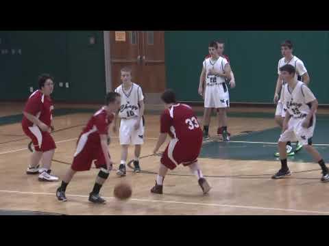Chazy - Willsboro JV Boys 1-8-13