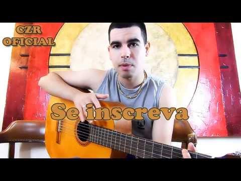 Aula de Violão Gospel da música ME DERRAMAR David Quilan