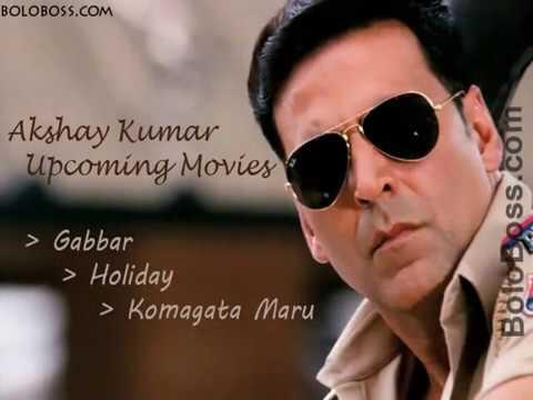 Akshay Kumar Upcoming Movies list - YouTube