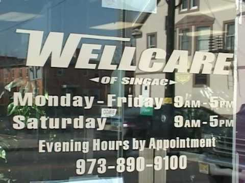 WELLCARE OF SINGAC SURGICAL SUPPLIES  Little Falls  NJ.mpg