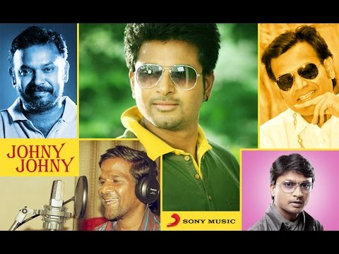 Vennila Veedu Movie Johny Johny Song Making Video