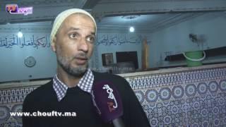 وهادشي لي بقا..مسجد يتنفس تحت الماء بعد فيضانات سلا (فيديو صادم) |
