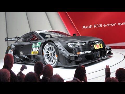 Audi ist für die neue DTM-Saison und Le Mans gerüstet