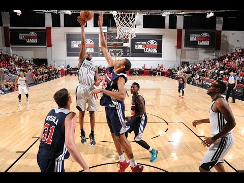Summer League: Atlanta Hawks vs Portland Trail Blazers