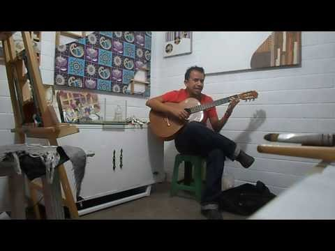 Senegal fast-food - MANU CHAO Cover by Gastón