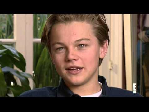 Leonardo DiCaprio - Extreme Close Up