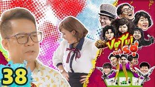 VỢ TUI TUI SỢ | Tập 38 FULL | Thanh Hiền tiết lộ bí mật động trời Minh Nhí sợ vợ | 071217 🤣