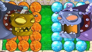 Plants vs Zombies Hack : Dr. Zomboss vs Dr. Tall-nut