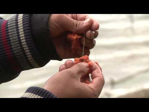 Супер приманка на карася, окуня и другую рыбу!!