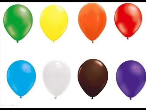 Apprendre les couleurs en arabe youtube - Couleur preferee des francais ...