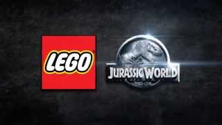 LEGO Jurassic World Game - Teaser Trailer