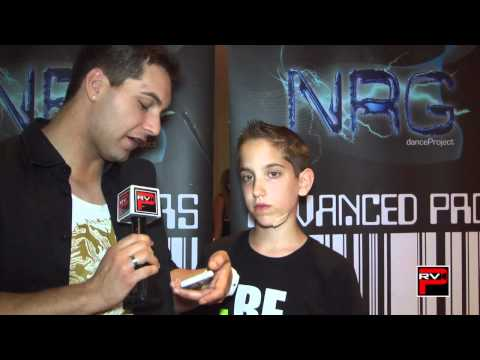 Jason No Bones Smith of ICONic Boyz at NRG Dance Projecct Tour AZ
