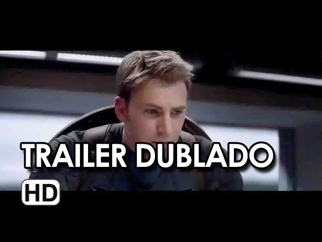 Capitão América 2 O Soldado Invernal - Trailer Dublado (2014) HD