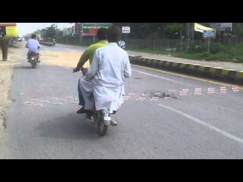 Major Akram Shaheed Road Jhelum Within 3 months of Construction (Part 1)
