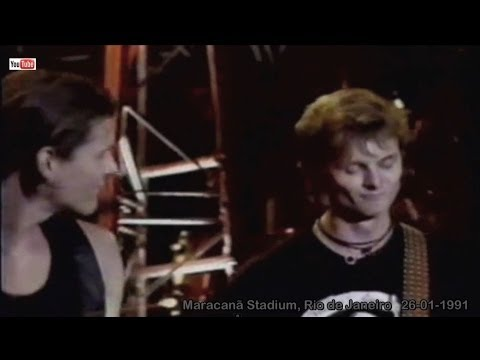 a-ha live - I call Your Name (HD), Rock in Rio II, Rio de Janeiro - 26-01-1991