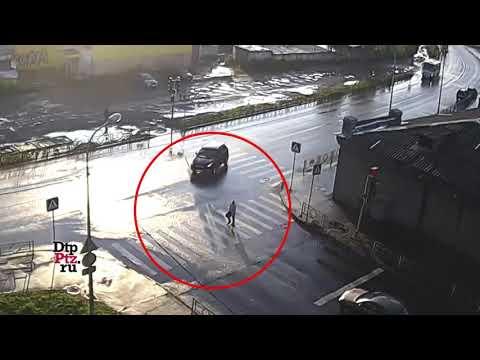 На улице Железнодорожная сбили пешехода