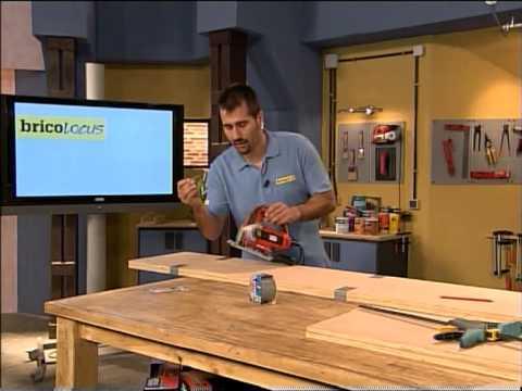 Biombo de madera separador de ambientes youtube - Separador de ambientes ...