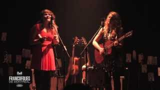 Les soeurs Boulay - Spectacle 2013
