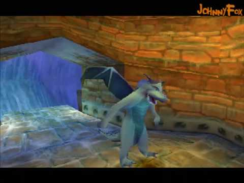 Spyro the Dragon -10- Ice Cavern