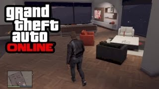 GTA 5 Online How To Buy Houses, Apartments, Penthouses